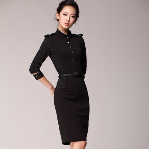 Ladies Elegant High Level Exquisit Dress = 4451391172