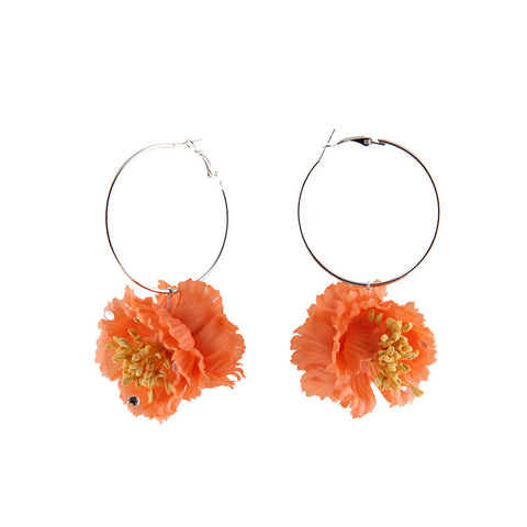 Floral Earring Accessory Birthday Gifts Earrings [4915767236]