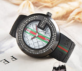 Gucci Designer's Trendy Awesome Stylish Casual Watch [3483189411912]