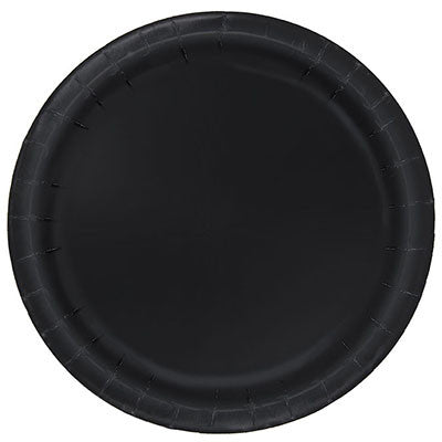 Lunch Plate- Black