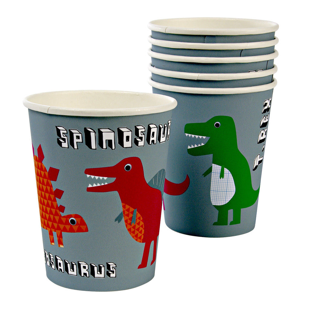 Dinosaur Party Cup