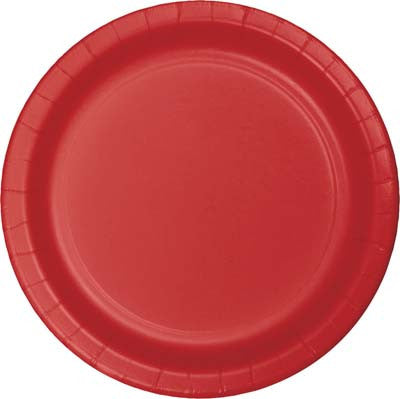 Lunch Plate- Red