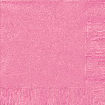 Lunch Napkin- Hot Pink