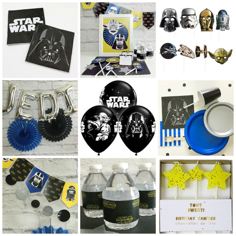 Jedi Party Pack