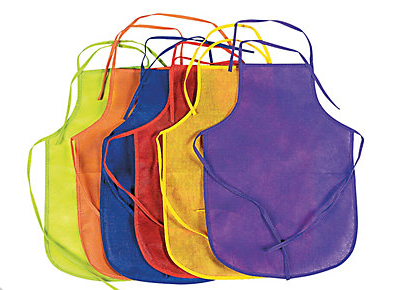 Child's Aprons- Pack 12 -  - 1