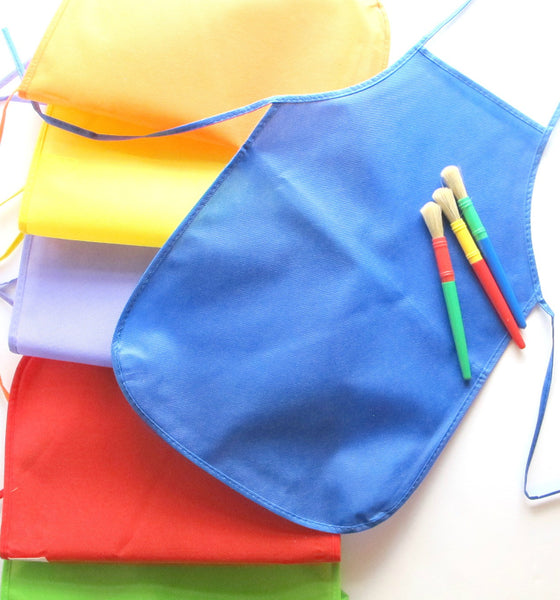Child's Aprons- Pack 12 -  - 2