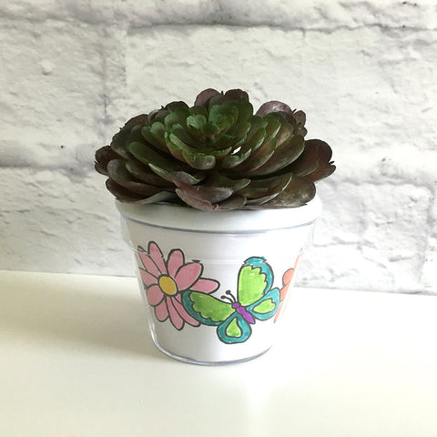 Design-A-Flower Pot