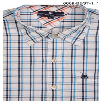 BEARBERRY-SEMI-FORMAL SHIRT - 0069-BBST-1