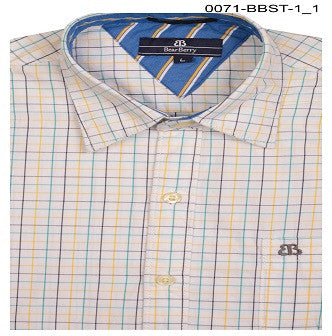 BEARBERRY-SEMI-FORMAL SHIRT - 0071-BBST-1