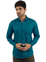 Combo Shirts Sea Green and Parrot Green - 1ABF-SG-PG