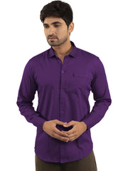 Combo Shirts Purple and Parrot Green - 1ABF-PR-PG