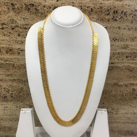 Gold Color Alloy Necklace - 1407N62