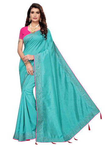 Rama Color Zoya Women's Saree - 149EKA01