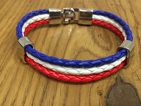 Multi Color Alloy Men's Bracelet - 14MBR18