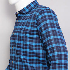 Pack of 3 - Multi Colors Premium Stuff Cotton Men's Checkered Shirts - 1AF-121119-CH-1, 1AF-121119-CH-2, 1AF-121119-CH-3
