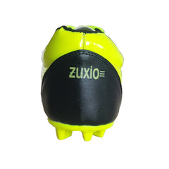 Yellow Color Synthetic Men Foot BallShoe - ZUXIOmodelFBYellowZ-4