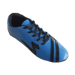 Blue Color Synthetic Men Foot Ball Shoe - ZUXIOmodelFBShooterBlue-4