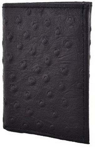 Black Color Leather Mens Embossed Wallet - 503ZOBLACK