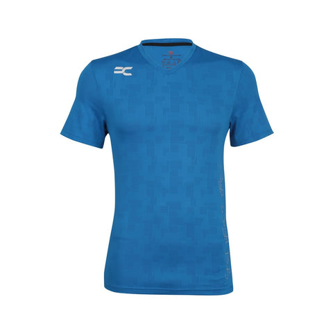 SkyBlue Color PolyLycra T-Shirt - RC-5053