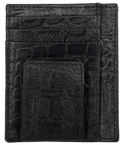 Black Color Leather Mens Wallet - 512ZC