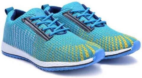 Multi Color Mesh Shoes - 7482-MULTISKY