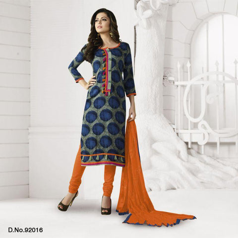 Multi Color Rayon Un Stitched Salwars - 92016