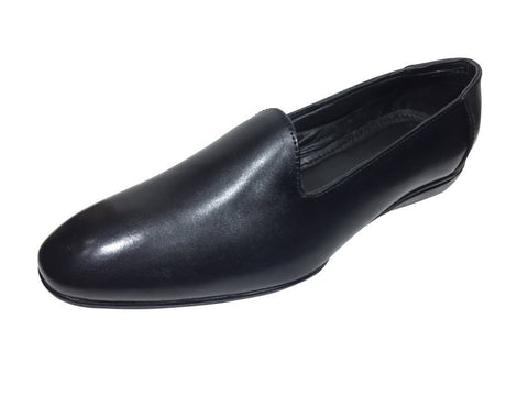 Black Color Leather Tpr Men's Formal Shoes - A-108