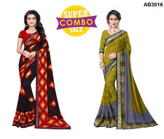 Buy Georgette Sarees