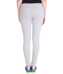 AMERICAN ELM-Grey  Color Cotton Track Pant - AE-PWL-204