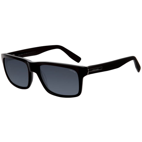 Grey Color Premium Acetate Polarized Sunglass - AR114BK-GYP