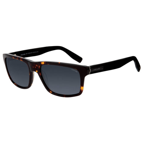 Brown Color Premium Acetate Polarized Sunglass - AR114DM-GYP