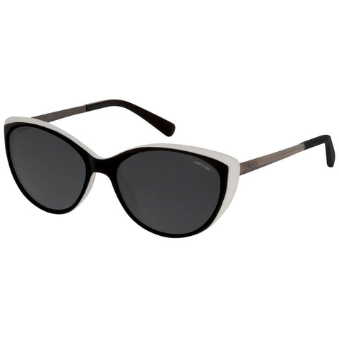 Grey Color Polarized Cat Eye Women's Sunglass - AR190WT-GYP