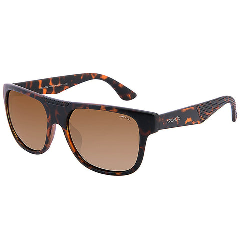 Brown Color Hi-Fashion Polarized Sunglass - AR200DM-BRP