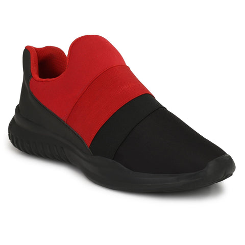 Black Color FabricSports and casual Shoes  - ASP18BL