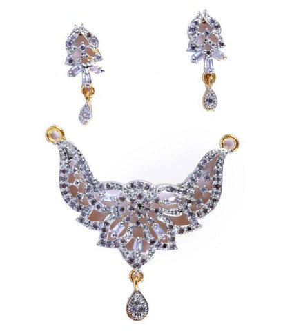 Multi Color Alloy Mangalsutra - Aangi-mangalsutra12
