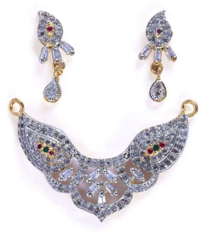 Multi Color Alloy Mangalsutra - Aangi-mangalsutra14