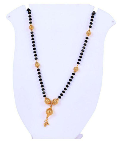 Golden Color Alloy Mangalsutra - Aangi-mangalsutra27