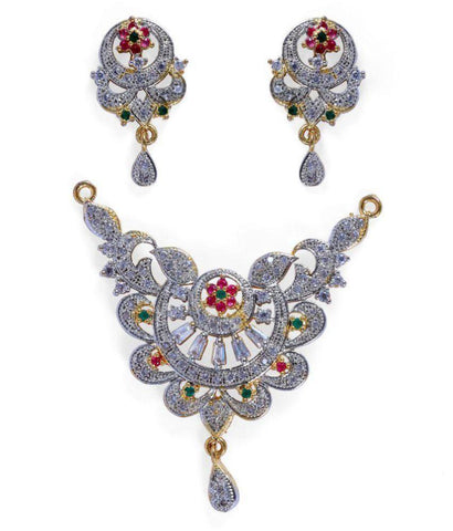 Multi Color Alloy Mangalsutra - Aangi-mangalsutra5