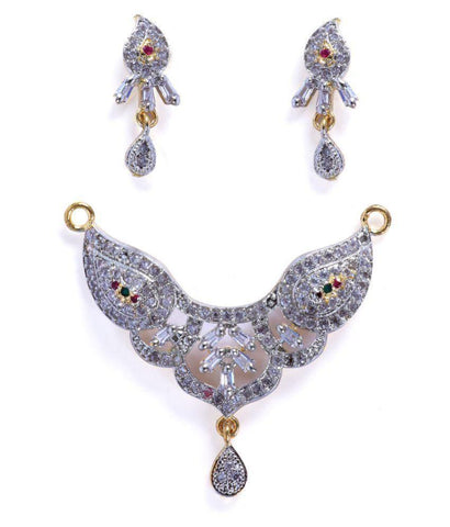 Multi Color Alloy Mangalsutra - Aangi-mangalsutra8