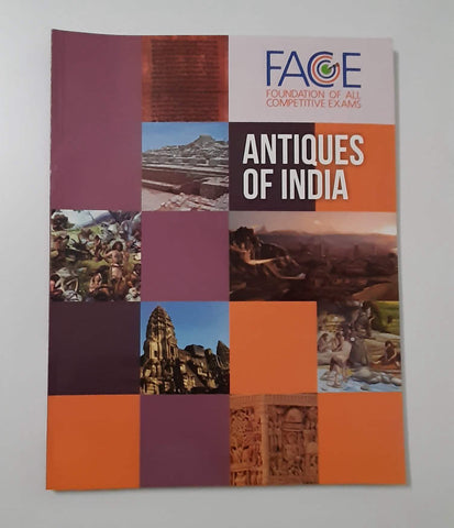 UPSC Book-Antiques of India