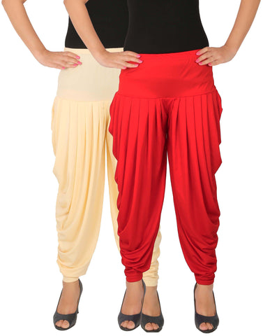 Pack Of Stylish Dhoti Pants - C-SP-DH-CR