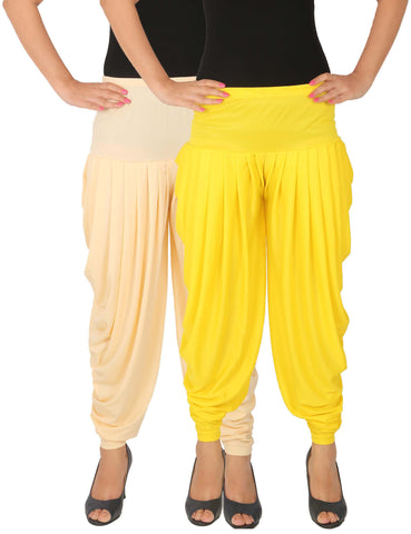 Pack Of Stylish Dhoti Pants - C-SP-DH-CY