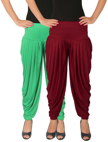 Pack Of Stylish Dhoti Pants - C-SP-DH-GM