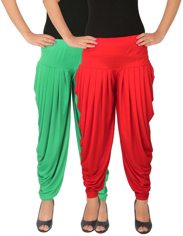 Pack Of Stylish Dhoti Pants - C-SP-DH-GR