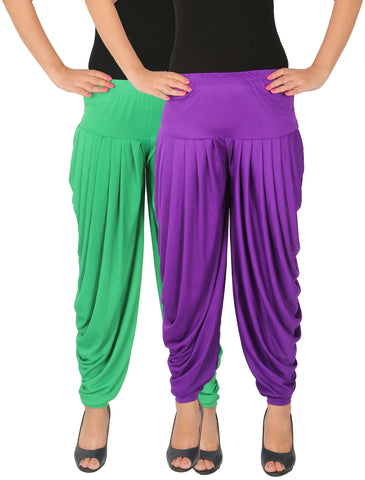 Pack Of Stylish Dhoti Pants - C-SP-DH-GV