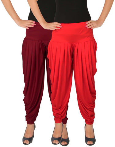 Pack Of Stylish Dhoti Pants - C-SP-DH-MR