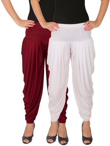 Pack Of Stylish Dhoti Pants - C-SP-DH-MW