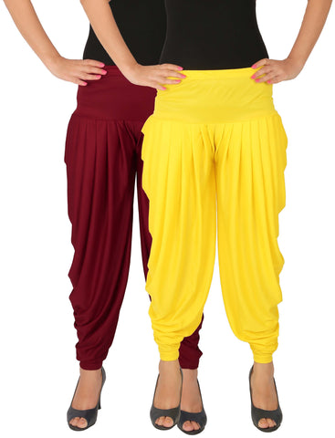 Pack Of Stylish Dhoti Pants - C-SP-DH-MY