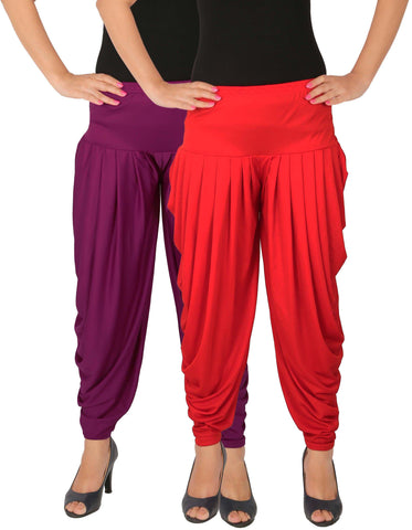 Pack Of Stylish Dhoti Pants - C-SP-DH-P1R