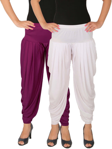 Pack Of Stylish Dhoti Pants - C-SP-DH-P1W